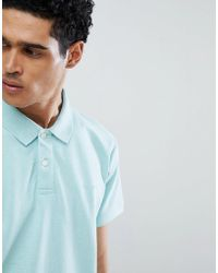 Esprit - Polo Shirt In Mint Green - Lyst