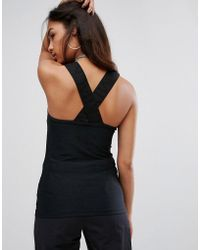 Back by Ann-Sofie Back - Round Logo Tank - Lyst