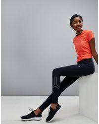 Asics - Running Icon Legging In Black - Lyst