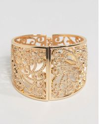 Nylon - Vintage Style Jewelled Bracelet - Lyst
