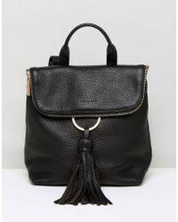 Whistles   Mini Verity Tassel Ring Backpack   Lyst