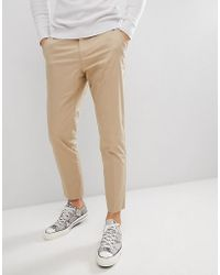 SELECTED - Slim Suit Pant - Lyst