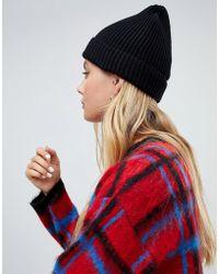 New Look - Beanie Hat - Lyst