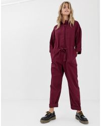 1a6ea747029 Women s Pull Bear Full-length jumpsuits Online Sale