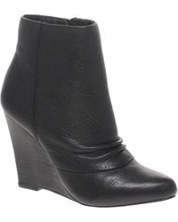 Report - Elvis Wedge Ankle Boot - Lyst