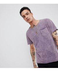 Heart & Dagger - Relaxed Fit T-shirt With Heavy Wash - Lyst