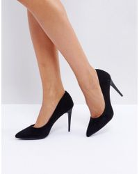 New Look - High Pointed Court - Lyst
