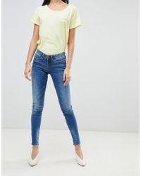Blend She - Nova Bae Skinny Jeans - Lyst