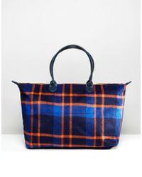 Mi-Pac - Weekender Bag In Picnic Check - Lyst