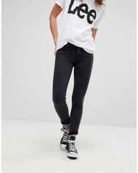 Lee Jeans - Conifer Ornamental Scarlett Skinny Jean - Lyst