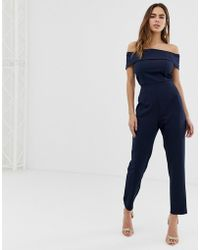 Oasis - High Waisted Trousers - Lyst