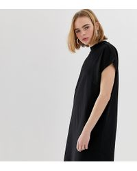 Weekday - High Neck Dress - Lyst