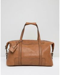 Dune - Aaron Holdall In Tan - Lyst