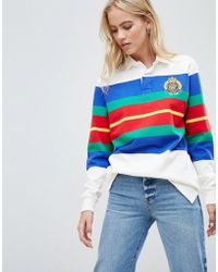 Polo Ralph Lauren - Bring It Back Pack Rugby Shirt - Lyst
