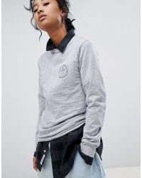 Vans - Established 66 Long Sleeve Classic T-shirt - Lyst