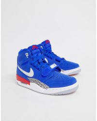 Nike - Nike Legacy 312 Trainers In Blue - Lyst