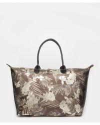 Mi-Pac - Weekender Bag In Tropical Metallic - Lyst