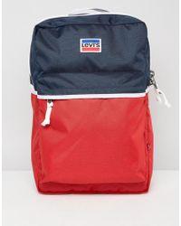 Levi's | Retro Logo Backpack | Lyst