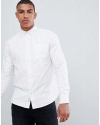 Bellfield - Basic Oxford Shirt - Lyst