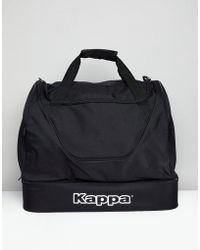 Kappa - Sports Holdall - Lyst