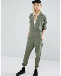 Carhartt WIP - Camden Coverall Jumpsuit - Lyst