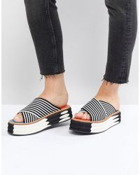 PS by Paul Smith - Ps By Paul Smith Platform Sandal - Lyst