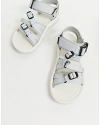 Teva - Hurricane Alp Tech Sandals In White - Lyst