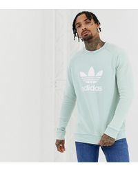 adidas Originals - Trefoil Sweater - Lyst