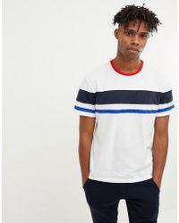 Jack & Jones - Originals Oversized T-shirt With Body Stripe - Lyst
