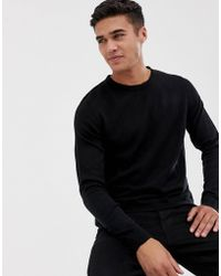 Threadbare - Basic Crew Neck Jumper - Lyst