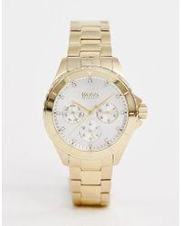 1502445 Premiere Bracelet Watch In Gold