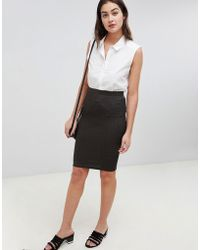 ONLY - New Brooks Bodycon Skirt - Lyst