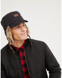 Barts - Foryst Trapper Hat - Lyst