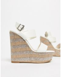 Miss Kg - Primrose Wedge Sandals - Lyst