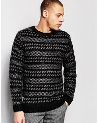 Native Youth - Wool Jaquard Knit Jumper - Lyst