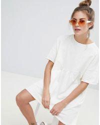 Pull&Bear - Organic Cotton Cami Top In Stripe - Lyst