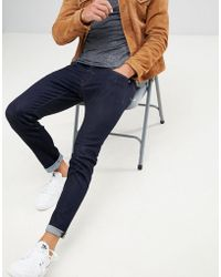 G-Star RAW - 3301 Slim Jeans Rinsed - Lyst