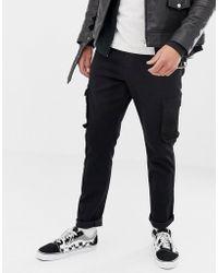 4ffa9eeb5288 PUMA Golf Tailored Tech Pants In Black 57232001 in Black for Men - Lyst