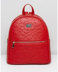 Marc B. - Star Embossed Backpack - Lyst
