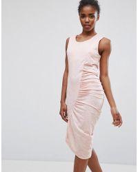 Minimum - Asymmetric Dress - Lyst