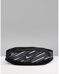 Nike - 360 Flash Small Waistpack In Black Rl.95-037b - Lyst