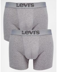Levi's - Levi's Trunks In 2 Pack - Lyst