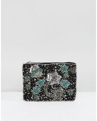 New Look - Stars And Moon Zip Top Coin Purse - Lyst
