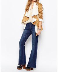 Somedays Lovin - Lovin Stretch Flare Jeans In Indigo - Lyst