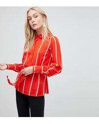 Y.A.S - Striped Shirt - Lyst