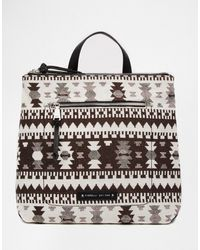 Fiorelli - Brodie Zip Top Backpack With Zip Front Pocket - Lyst