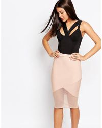 Missguided - Moulded Cup Body - Lyst