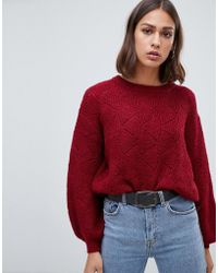 B.Young - Textured Jumper - Lyst