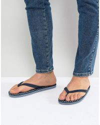 Ted Baker - Flyxx Toe Post Sandals - Lyst