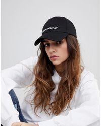 Cheap Monday - Logo Cap - Lyst